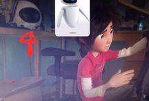 Disney/pixar omg
