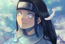 My favourite Naruto characters: Deidara, Neji, Sasuke, Gaara