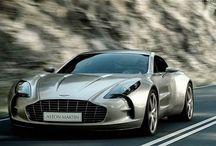 Dream cars / 1.2 million pound Aston martin