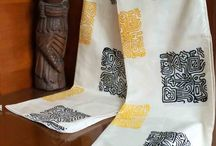Red Earth Studio / Handmade Indian silk scarves and stoles
