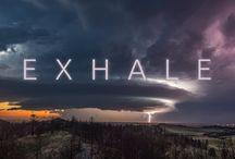 Jesse Attanasio (time-Lapse) / Artista che ha realizzato uno dei più affascinanti video time-lapse del 2016: Exhale!