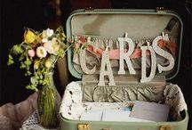 Wedding: wedding card holders