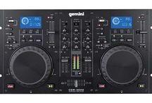 DJ, Audio & Recording Gear