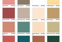 Colour schemes
