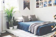 new bedroom space