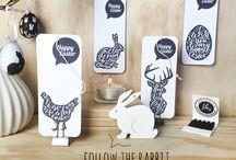 I love Feelgoodies | Easter / Mooie Candle Cards voor Pasen. Mooie vormgegeven en handettering kaartjes om te sturen of te geven. Deze Candle Cards worden de nieuwe suffe paasstukjes...