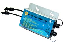 Micro Inverter / Waterproof Micro Inverter with Communication module built-in, support for remote monitoring function.