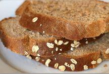 bread / by Lindsey Mulder