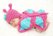 Focení - kostýmy pro miminka