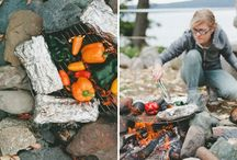 Outside Noms / camping food! / by Katie Potter