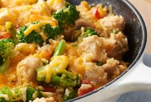 One-Pot Meals / Because dirty dishes are the worst. These recipes only use one pot, skillet or pan to make a full meal.