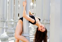 Dance, fitness photoshoots