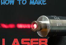 Home made Laser