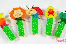 ajándék gyerekeknek / by Székelyiné Zsuzsa