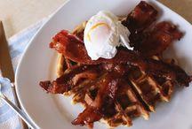 Bacon!!! / Because it's sooooooooo darn good!