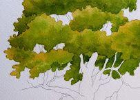 Paints techniques