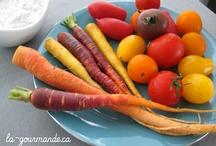 Fruits & Veggies!