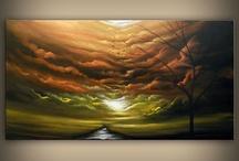 pinturas / by claudia michel
