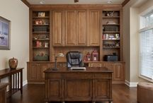 Home Office / A home office can reflect the design and comfort of the rest of your home or designed to be a place for escape. It can be a library, a sitting room or just a quiet place to get some work done.