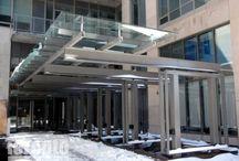 Entrance Canopy Idea