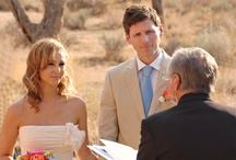 Our Wedding - Joshua Tree October 2nd 2011