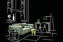 Interior decoration - we give
