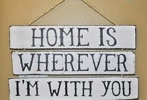 home sweet home / by Ashley Granger