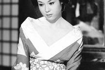 Ayako Wakao 若尾文子 / Japanese actress