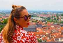 Stylish travelling / How to look fashionable during the trip