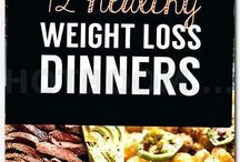 Weight Loss Meals / Light meals to help lose weight