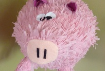 Piggy Party ~ Pinata