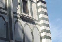 BATTISTERO DI FIRENZE / Capolavoro del romanico toscano (XI-XIII sec) su un edificio paleocristiano