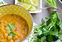 soup's on...  / by Heidi Friend