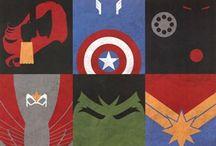 cómics y superheroes
