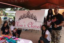 Mia's Closet / Mia's Closet is a 501(c)3 nonprofit founded by Chelsea Coffey in May 2011. Mia's Closet hosts fun-filled confidence-building events for underprivileged children k-12. We stand on the principle that even the smallest additional expense can break you if you are struggling financially –so EVERYTHING, including services, is free of charge at our events!   Contact us for more info: miasclosethouston@gmail.com