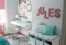 Inspiration to Kids spaces