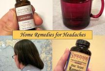 Home Remedies / by Tiger Brizendine