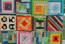 patchwork and quilting / photos I have pinned of other peoples work