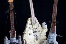 guitars / by Tim DeGarmo