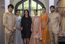 Vogue Bridal Studio at the Anita Dongre Flagship store, Bandra / An exclusive preview of Anita Dongre's latest bridal collection- The Wedding Diaries for the VOGUE India Bridal Studio.