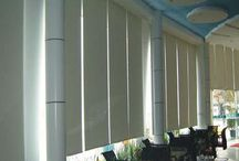 Blinds patio