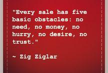 Zig Ziglar Sales qoutes