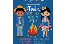 Festa Junina Corporate/Club Party Suite