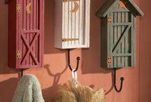 Bathroom - Outhouse Theme