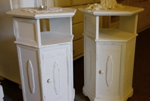 Shabby Chic from Jim's Boutique / Shabby Chic Swedish furniture from Jims Boutique.