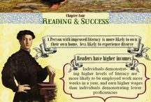 Benefits of reading / Articles, quotes and pictures showing the benefits of reading.