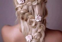 Prom style ideas for 2015: The boho-chic look / The boho-chic look is one of our favourites. Stylish, unique and utterly romantic; it's a great look for prom.