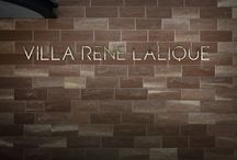 Welcome at Villa René Lalique