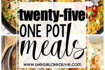 Food | One Pot Meals