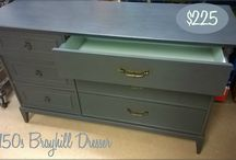 The Cedar Chest / Painted pieces from The Cedar Chest
